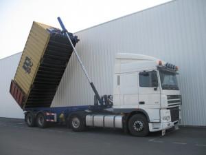 transporteurs conteneurs